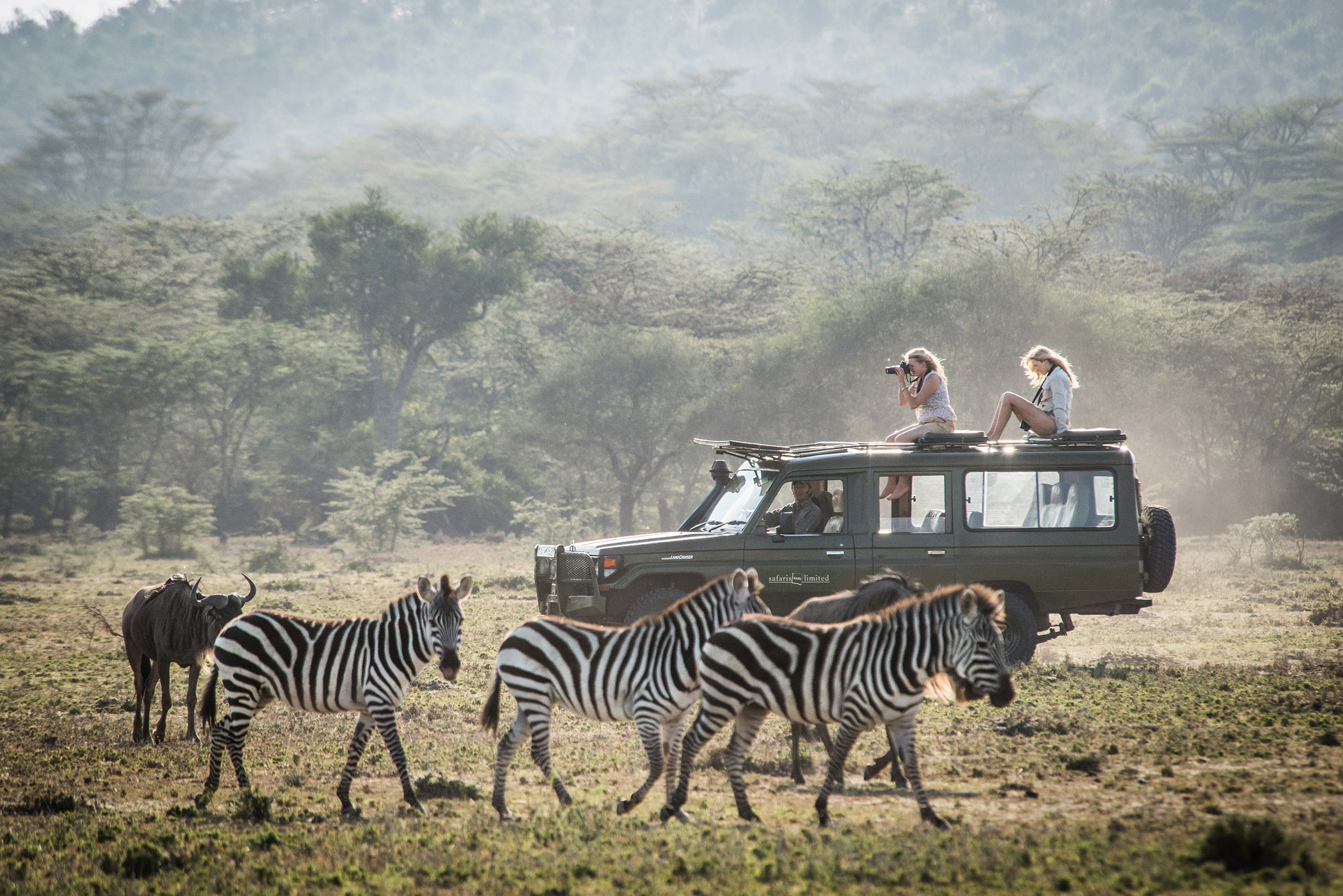 Safaris Unlimited, Kenya, Africa, Horseback Riding Safari